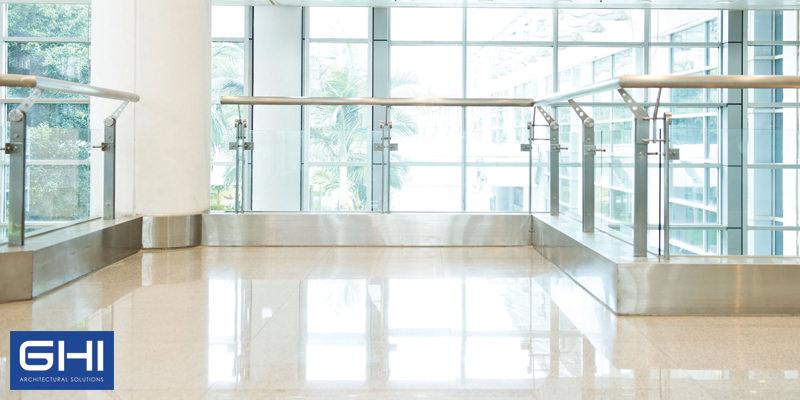 See-through, Sleek & Slim Silhouette Solutions - Frameless Glass Balustrades 2