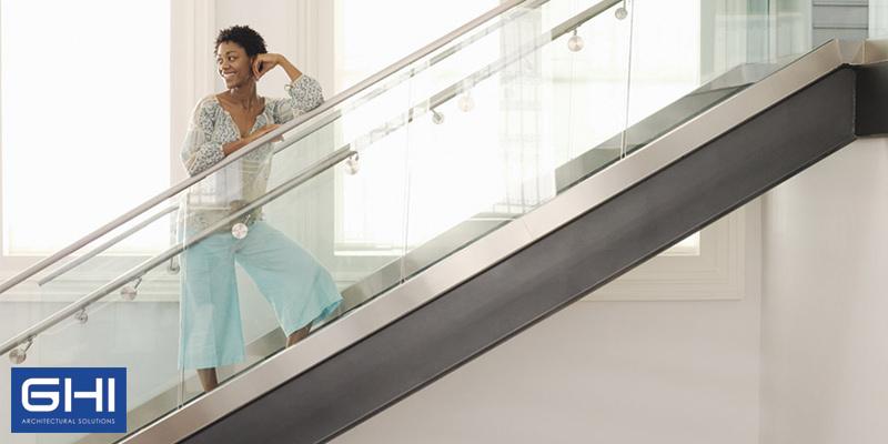 See-through, Sleek & Slim Silhouette Solutions - Frameless Glass Balustrades